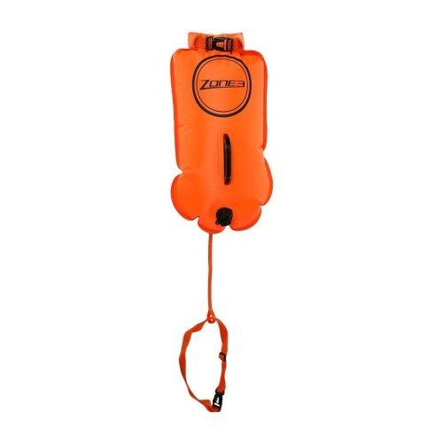 Zone3 Swim Safety Buoy/Dry Bag 28L