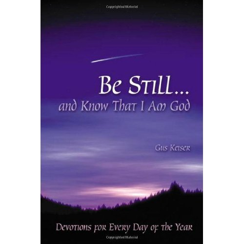 Meaning Two: Peace! Be still! Mark 4:39