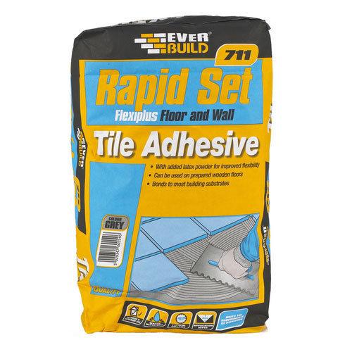 Everbuild 711 Rapid Set Flexiplus 20kg