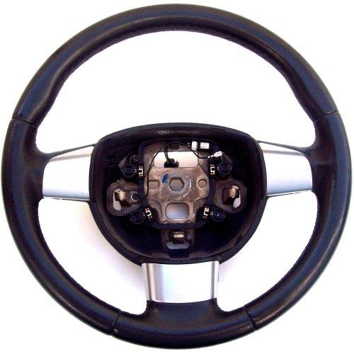 Ford Focus Black Leather 3 Spoke Steering Wheel 4M51-3600-EHW 30347732
