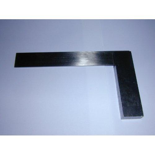 "4"" (100mm) Engineers Square. - Square 4 Steel 100mm -  engineers square 4 steel 100mm"