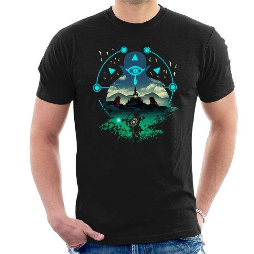 Legend Of Zelda Breath Of The Wild Wild Adventurer Men's T-Shirt