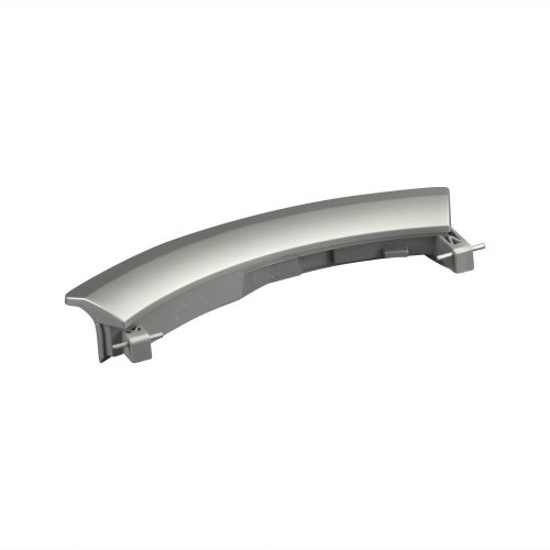 Original Door Handle Silver Front Loader Washing Machine Door Seal for Bosch/Siemens 751789