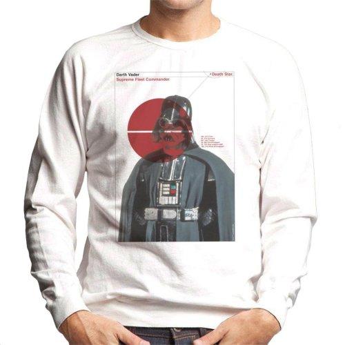 Star Wars Darth Vader Supreme Fleet Commander Men's Sweatshirt