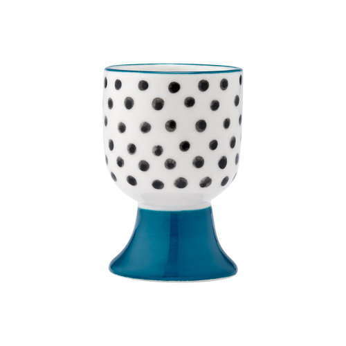 Ladelle Mosaic Painted Spot Egg Cup