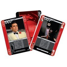 James Bond - Heroes And Villains Card Game