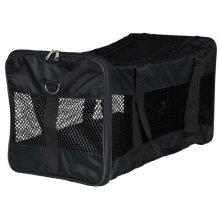 TRIXIE Dog Carrier Ryan Polyester 30x30x54 cm Black 28851