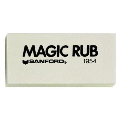 Prismacolor 1954FC Magic Rub Eraser