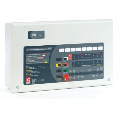 C-TEC CFP Range Of AlarmSense 2 wire, Fire Alarm Panels
