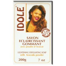 Idole Soap - Exfoliating 7 oz.