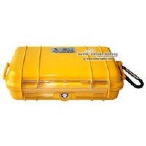 Peli 1040-025-240E 1040 Micro Case Yellow 1040-025-240E