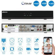 KKmoon 4 Channel Standalone CCTV DVR Recorder 960H H.264 HDMI VGA Output
