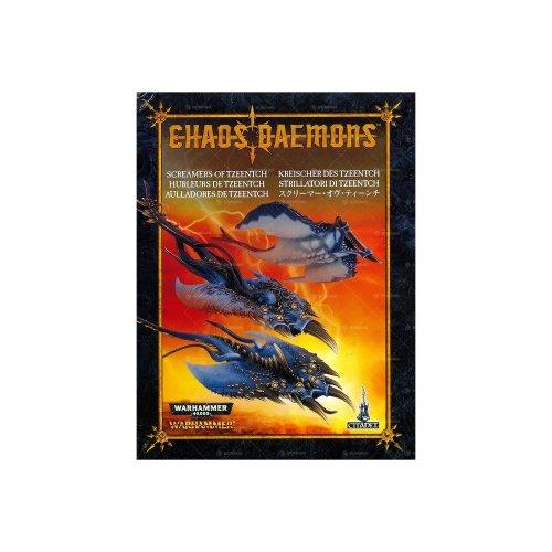 Games Workshop - Warhammer 40,000 - Chaos Daemons Screamers of Tzeentch