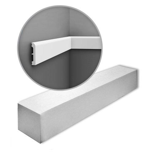 Orac Decor DX183-2300-box-10 AXXENT Door surrounds 1 Box 10 mouldings | 23 m