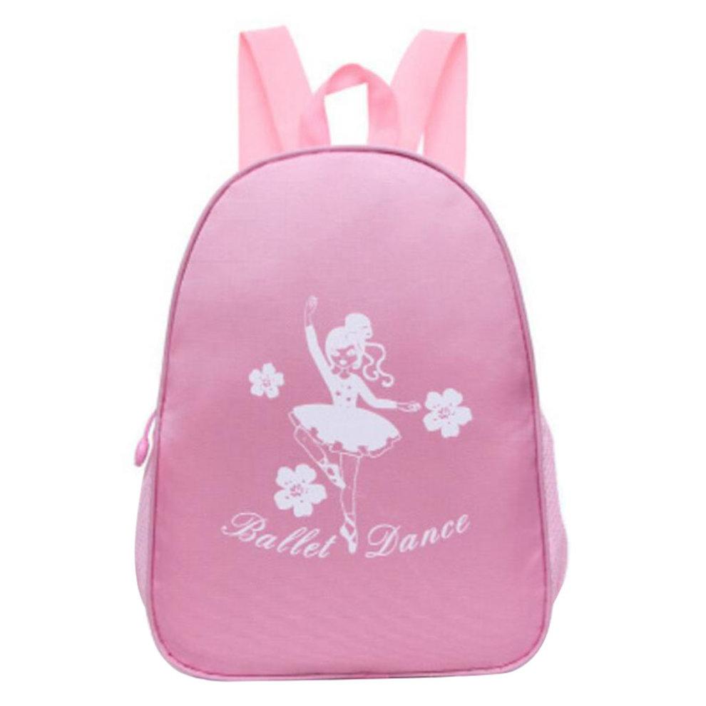 762f8d600fe6 Kids Dance Bags Travel Backpack School Bags Girls Backpacks Dancing ...