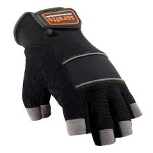 Scruffs Max Performance Safety Gloves CE Rated Fingerless Gloves