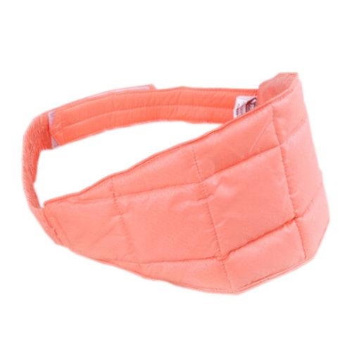 DOWN Waist Belt Light Keep Your WAIST/STOMACH/TUMMY Warm Orange