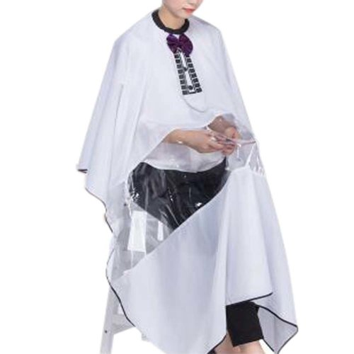 Hairdressing Gown Cloth Wrap Protect Hair Cutting Cape Hair Design Haircut Apron