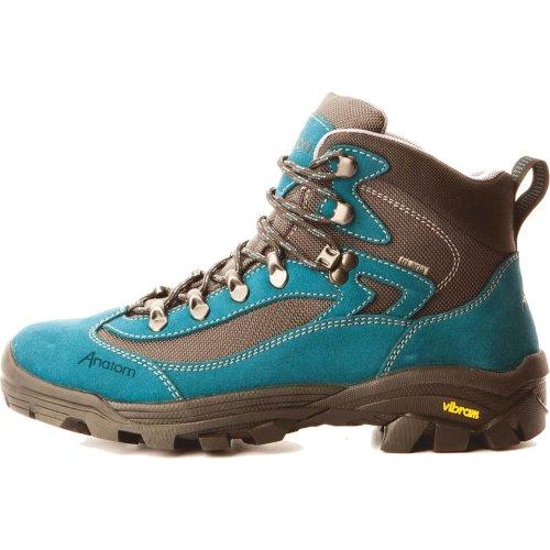 Anatom Womens V2 Lomond Light Hiking Boots Teal (UK4.25 / EU37)