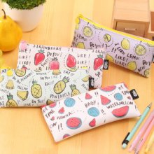 Tropical Fruits Pencil Case