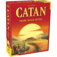 Catan Trade Build Settle