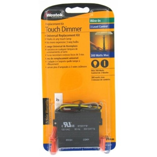 American Tack 300 Watt Touch Dimmer Replacement Kit  6503HBLC