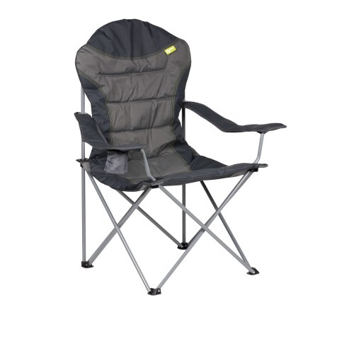 Kampa XL High Back Chair Charcoal