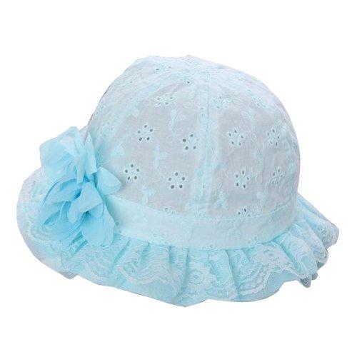 9eb9a175 [Flowers-4] Baby Girls Sun Hat Summer Bucket Hat Baby Fisherman Cap on OnBuy