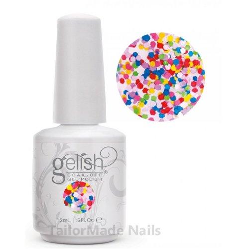 Gelish Soak Off Gel Polish Lots of Dots 15 ML