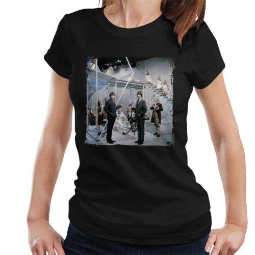 TV Times Beatles Lennon McCartney Orchestra Women's T-Shirt