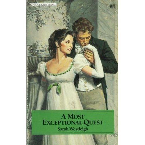 A Most Exceptional Quest (Masquerade)