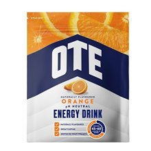 Ote Powdered Energy Drink Bulk 1.2kg (orange) - Cycling Training Exercise -  ote cycling training exercise workout energy drink 12 kg sachet