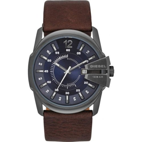 Diesel Watch DZ1618 Watch Brown Leather Strap Man