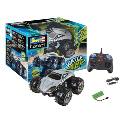 Revell 24635 RC Stunt Car Water Booster Water Proof Radio Controlled Car