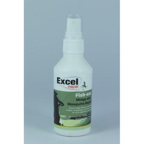 Fish-eze Midge and Mosquito Repellent 20% Icaridin