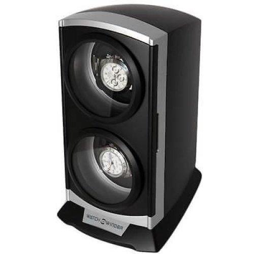 Time Tutelary Dual Automatic Watch Winder - Ka015blk