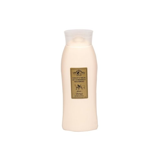 Goat's Milk & Camomile Shampoo | Sensitive Scalp Shampoo 400ml