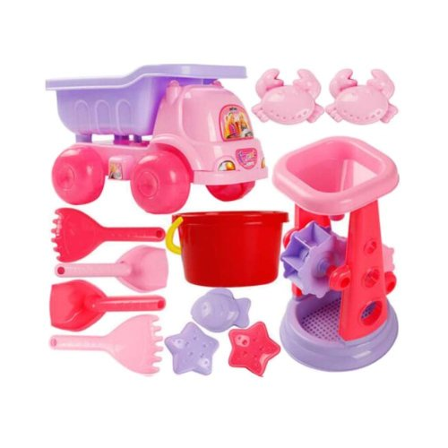 Children Beach Toys Play Sand Tools-12/Little Princess