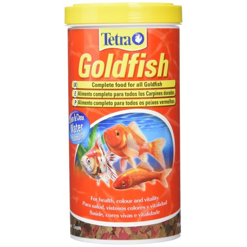 TetraFin Goldfish Flakes 200g