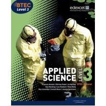 Btec Level 3 National Applied Science Student Book: Level 3
