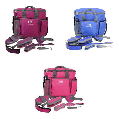 Hy Sport Active Complete Grooming Bag