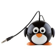 Kitsound Mini Buddy Penguin Speaker