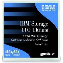 IBM LTO Ultrium 7 Data Cartridge 6000GB LTO