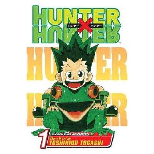 Hunter X Hunter, Vol. 1: Volume 1