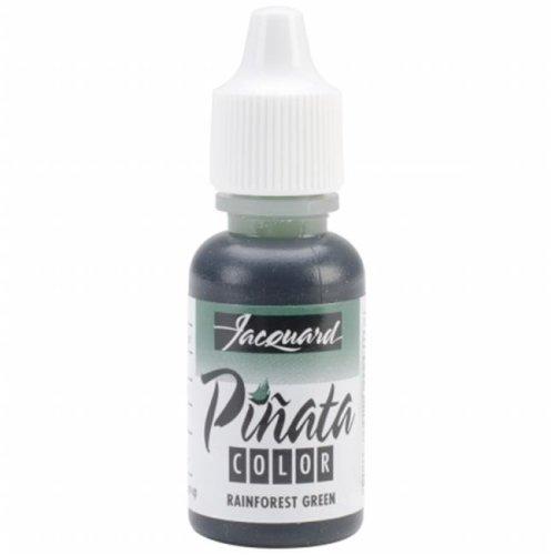Jacquard Products JFC-1023 Jacquard Pinata Color Alcohol Inks .5oz-Rainforest Green