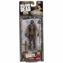 Grave Digger Action Figure | The Walking Dead - Daryl Dixon
