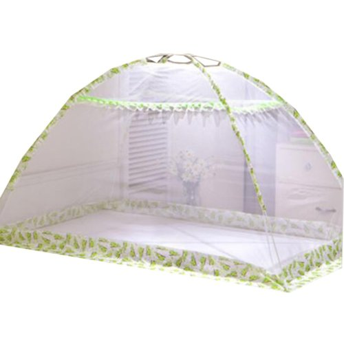 Foldable Insect Netting for Cribs Bottomless Baby Mosquito Nets