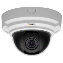 Axis P3364-V 6mm IP security camera indoor Dome Black,White