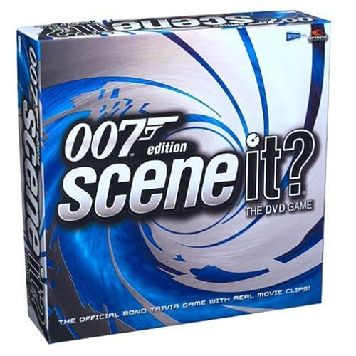 James Bond Scene It? DVD Board Game