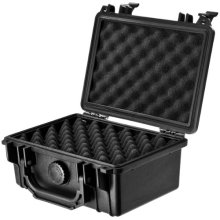 Loaded Gear HD-100 Hard Case, Black, Medium by BARSKA